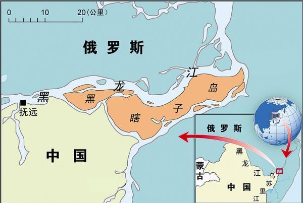 国航开通上海到黑瞎子岛航线:世界唯一的内陆