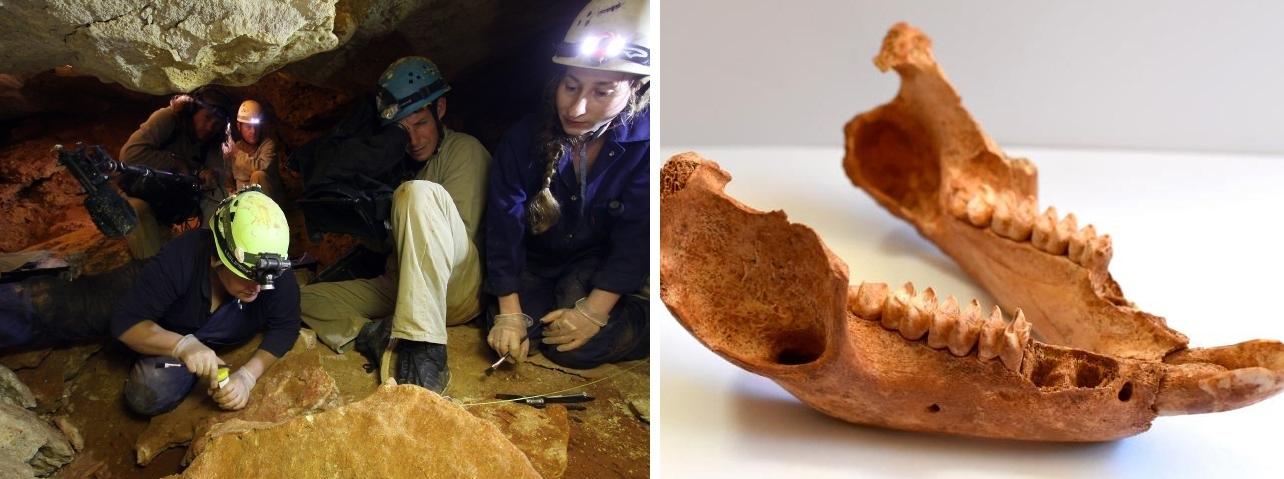 南澳居民区发现4万年